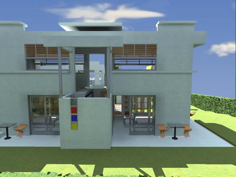Casa Piet Mondrian