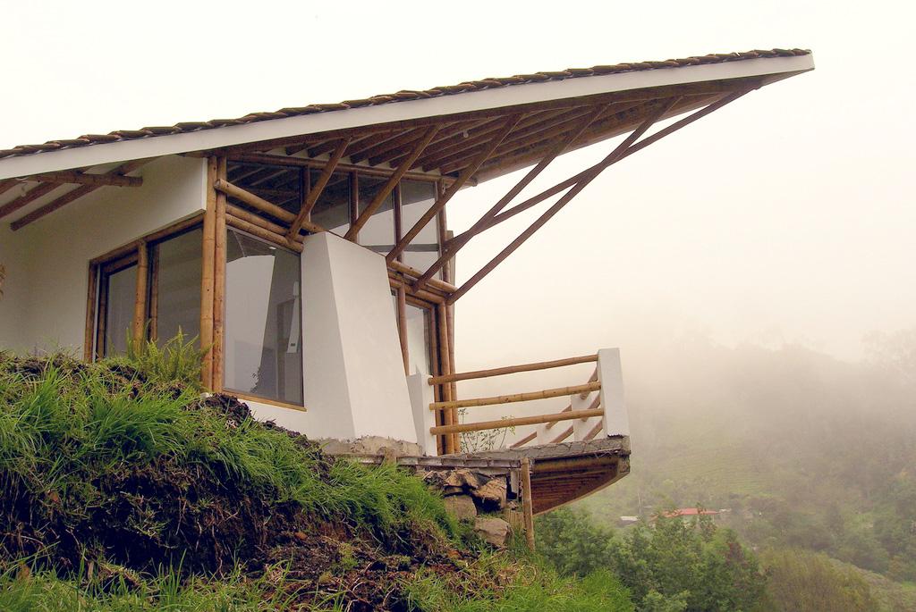 casa zipa guadua bambu
