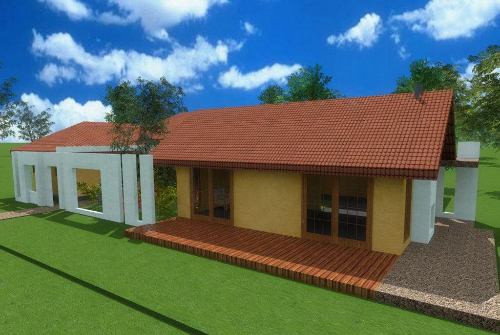 Restauración casa en guasca